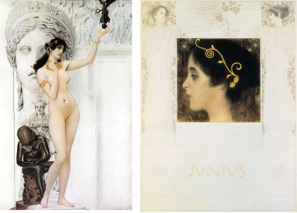 allegories J S