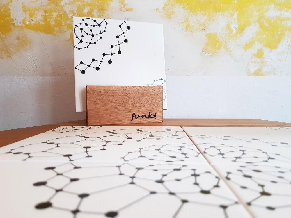 FUNKT x Sharka tiles